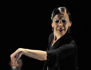 Laboratorio coreografico flamenco foto