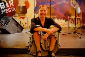 Elena Vicini  Laboratorio Coreografico Flamenco