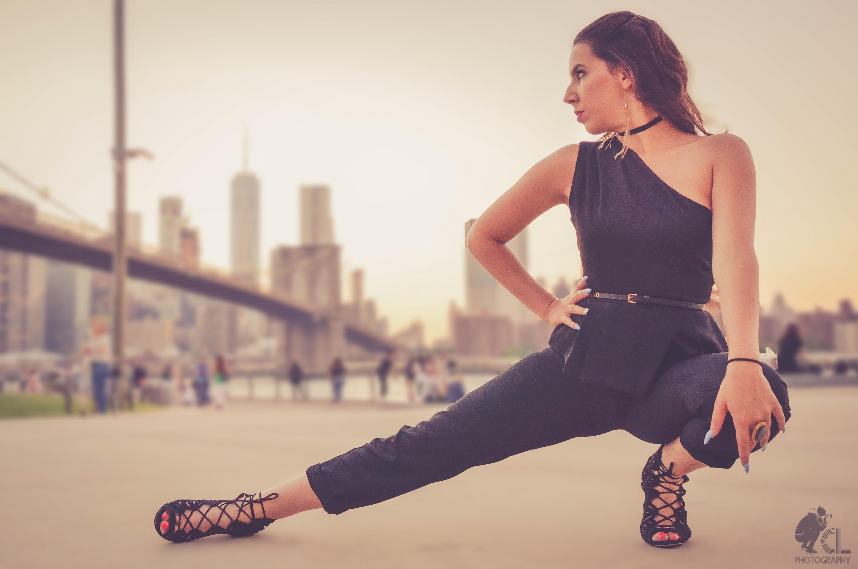 Verdiana Camerra – Voguing e Street Dance foto