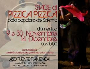 Stage di Pizzica Pizzica foto
