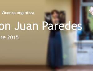 Juan Paredes a Vicenza! Bulerias de fiesta flamenco foto