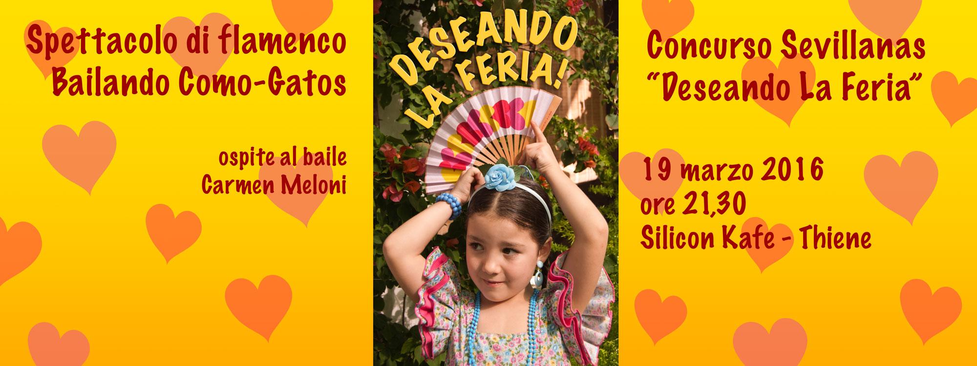 """Deseando la Feria"" Concurso Sevillanas foto"