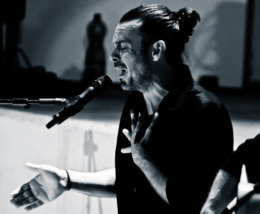 Cante con José Salguero foto