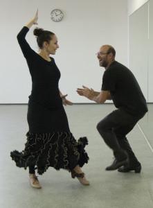 Stage con Juan Paredes a Vicenza foto