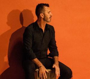 Cajon con Francesco Perrotta foto