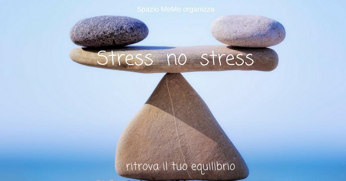Stress No stress foto