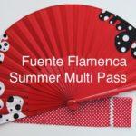 Fuente Flamenca Summer Multi Pass foto