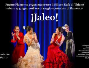 Jaleo! Saggio spettacolo di flamenco foto