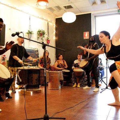 Laboratorio di Danza Africana