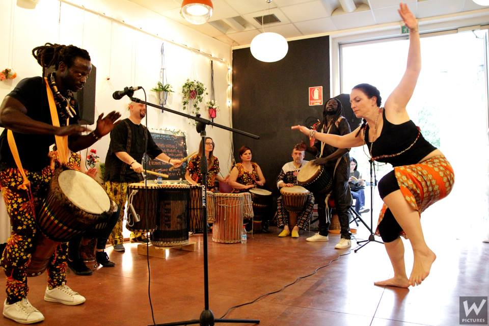 Laboratorio di Danza Africana foto