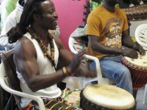 Lab di Percussioni Africane foto