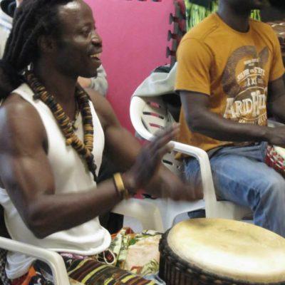 Lab di Percussioni Africane