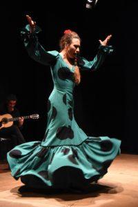 "Flamenco con Irene ""La Sentìo"" foto"