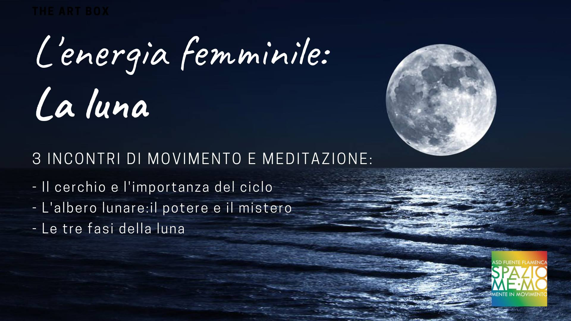 L'energia femminile: La Luna foto