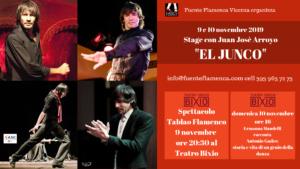 Stage con EL JUNCO foto