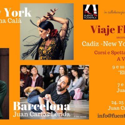 """""""Viaje Flamenco"""""""